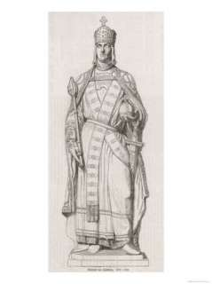 Emperor Rudolf I of Habsburg Holy Roman Emperor and King of Germany