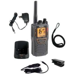 Hand Held CB Radio with 10 Weather Channels  Cobra Computers
