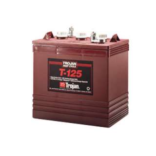 Trojan T 125 6V 240Ah Flooded Lead Acid GC2 Deep Cycle Battery