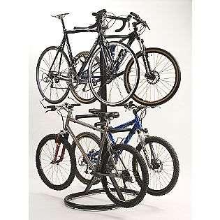Pro Free Sanding Four Bike Rack  Racor ools Garage Organizaion