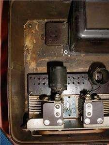 1928 ATWATER KENT TYPE 40 TABLE TOP METAL AC ANTIQUE VACUUM TUBE RADIO