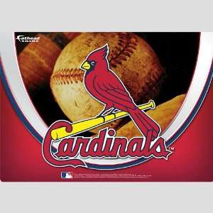 St. Louis Cardinals Logo 17 Laptop Skin Electronics