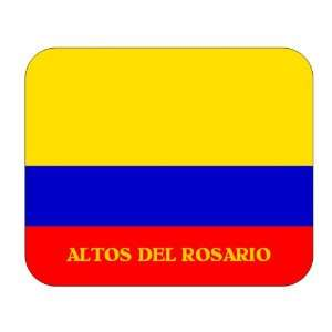 Colombia, Altos del Rosario Mouse Pad Everything Else