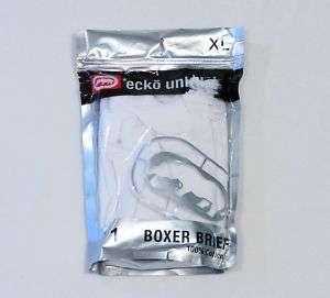 Ecko Unltd. Mens White Boxer Brief Underwear XL NWT