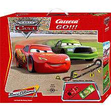 GO Disney Cars Racing Set   Carrera of America