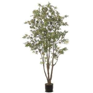 6 Artificial Green Japanese Maple Tree: Home & Kitchen