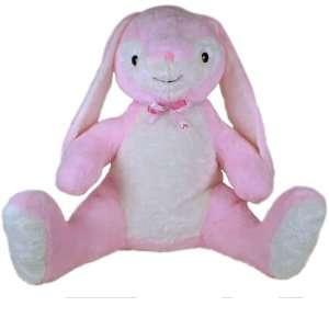 Stuffington Bear Factory BBYPK32 Big Bunny  Pink: Toys