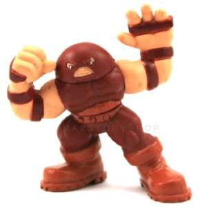 FREE SHIP MARVEL SUPER HERO SQUAD JUGGERNAUT X MEN FIGURE FW37