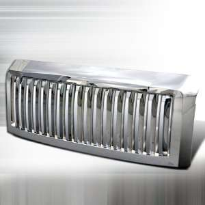 2008 2011 Ford F250 Vertical Grill Chrome: Automotive