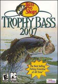 rophy Bass 2007 Bass Pro Shops PC Game NEW IN BOX 20626723459 |