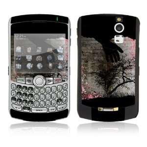 BlackBerry Curve 8350i Decal Skin   Savor