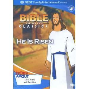 Bible Animated Classics: He Is Risen: Movies & TV