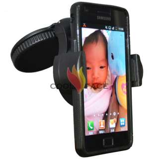 14IN1 ACCESSORY LEATHER GEL CASE+CAR CHARGER HOLDER FOR Motorola Droid