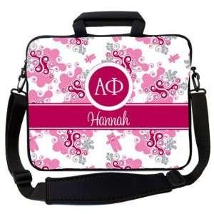 Got Skins Laptop Carrying Bags   Alpha Phi 06 Electronics