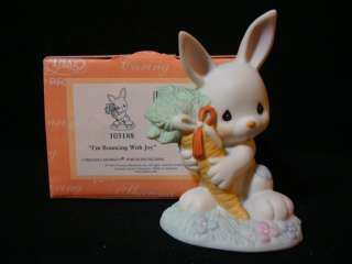 ey Precious Moments Rare Japanese Zodiac Exclusive Rabbit |