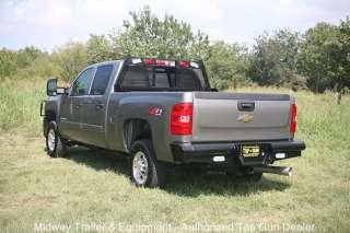 Premium Heavy Duty Rear Bumper 07 10 Chev/GMC Silverado/Sierra 2500