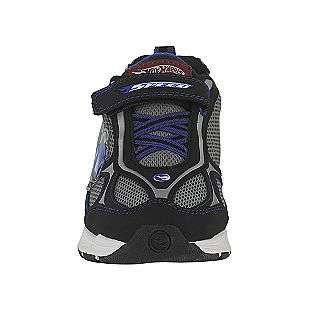 Youth Boys Hot Wheels Character Shoe   Navy/Gray  Character Shoes