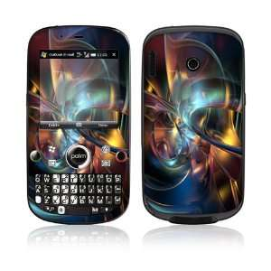 Abstract Space Art Protector Decal Skin Sticker for Palm