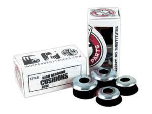 Independent Skateboard Truck Cushions/Bushings Hard Low