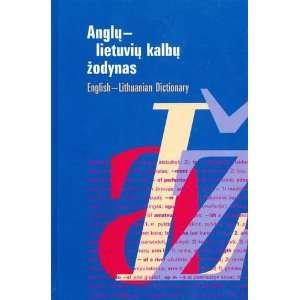 English Lithuanian Dictionary (English and Lithuanian