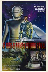 Movie Poster The Day the Earth Stood Still 24x36