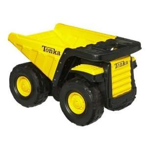 Tonka Toughest Mighty Dump Truck (Black Handle)(Oversized dump truck
