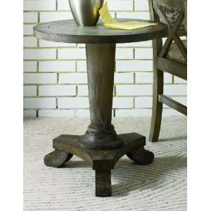 Hammary Furniture Hidden Treasures Driftwood Pedestal