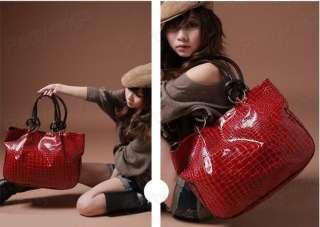 Women Clutch Handbag Bag Totes Purse Hobo PU Leather BA18
