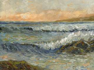 Seascape Oil Painting 201 Art Training Video Paint DVD