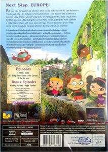 LITTLE EINSTEINS GO TO EUROPE Disney Family DVD