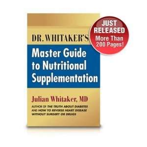 Master Guide to Nutritional Supplementation Health & Personal Care