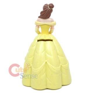 Disney Princess Belle Figure Coin Bank 2