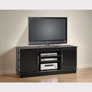 Prepac Flat Panel Plasma/LCD TV 58 Inch Console w/ Media