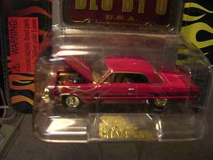 1964 Chevy Impala SS hot rods issue #4