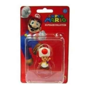 Super Mario Mini Figure   Toad Toys & Games