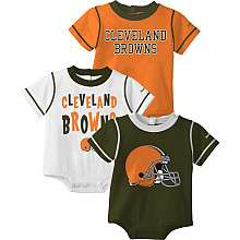 Cleveland Browns Infant Clothing   Buy Infant Browns Apparel, Jerseys