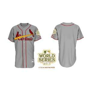 St. Louis Cardinals Authentic MLB Jerseys BLANK Turn Back The Clock