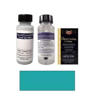 1 Oz. Ocean Blue Metallic Paint Bottle Kit for 1990 Rolls