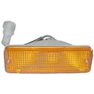 Drivers Front Signal Marker Light Lamp Lens SAE DOT Pickup Truck SUV