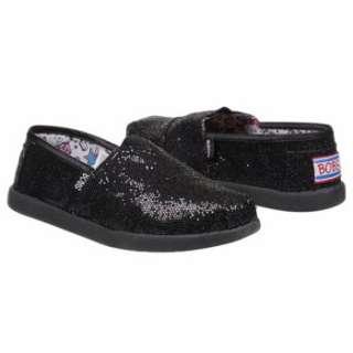 Kids Skechers  Bobs World Pre/Grd Black Shoes
