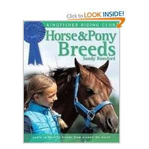 Horse & Pony Breeds (Kingfisher Riding Club