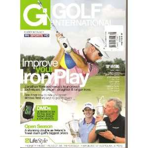 Golf International Magazine (Improve your Iron Play