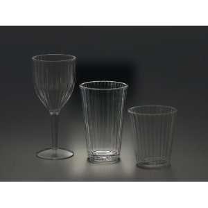 Water Glass Sunray 15.Oz(Acrylic) (Right) Kitchen