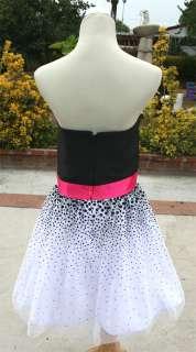NWT JESSICA McCLINTOCK $135 Juniors Cocktail Dress 13