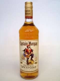 Captain Morgan Spiced Gold Rum 35,0% 0,7 Ltr.