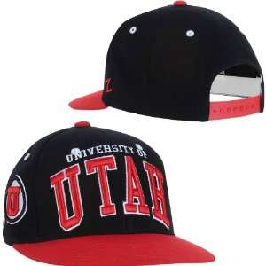 Zephyr Utah Utes Super Star Adjustable Hat Adjustable