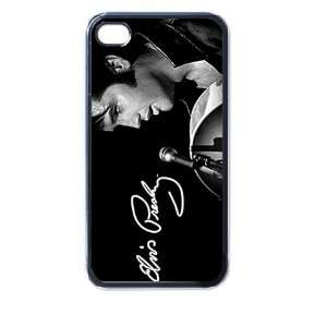 elvis presley iphone case for iphone 4 and 4s black Cell