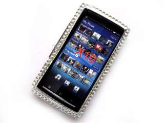 Hello kitty Bling full Case fr SONY ERICSSON Xperia X10