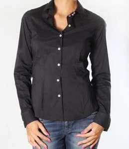 550) G Star Raw New Core Shirt Bluse schwarz