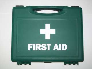 First Aid Kit   HSE 10 Person